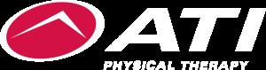 ATI Logo White