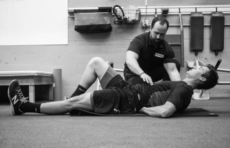 Every program designed at AMP pays careful attention to the corrections that athletes need to make in their posture, movement, and technique.